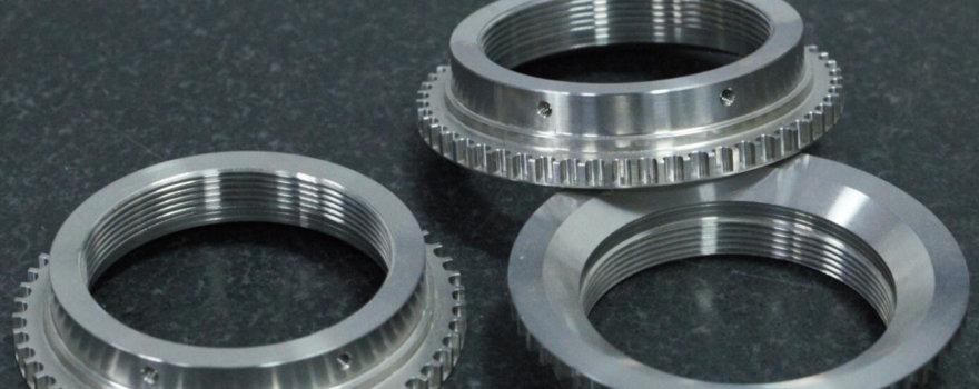 Precision Machining metal