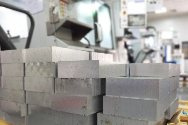 CNC Machining Materials, Metals, aluminium