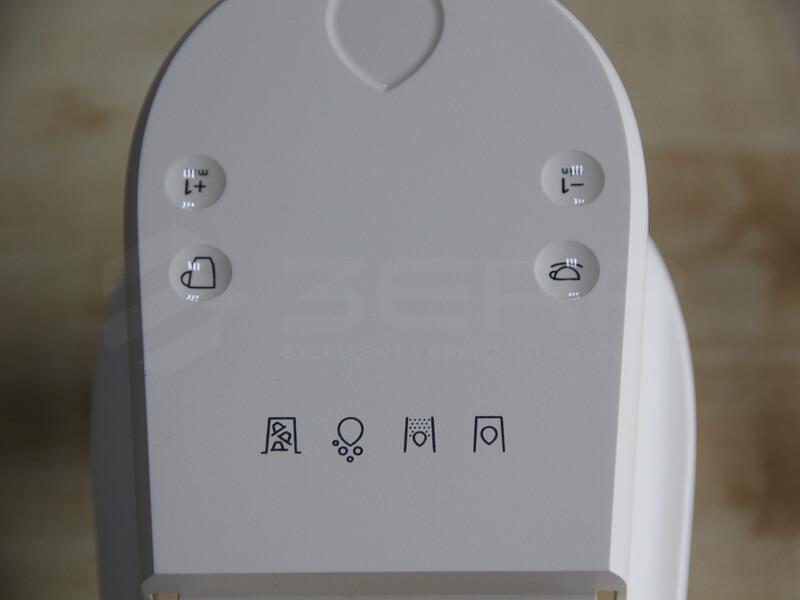 PMMA CNC Milling Prototype