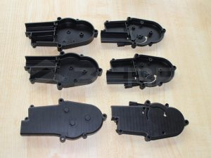 POM CNC Milling Prototype