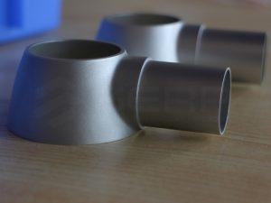 Titanium CNC Milling Prototype