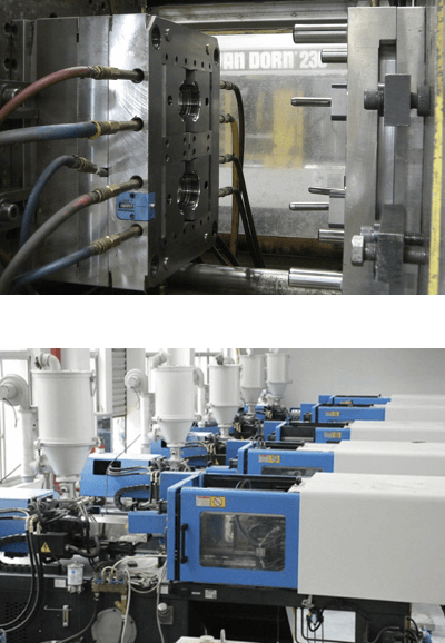 3ERP Rapid and injection molding
