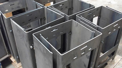 3ERP Sheet Metal Fabrication