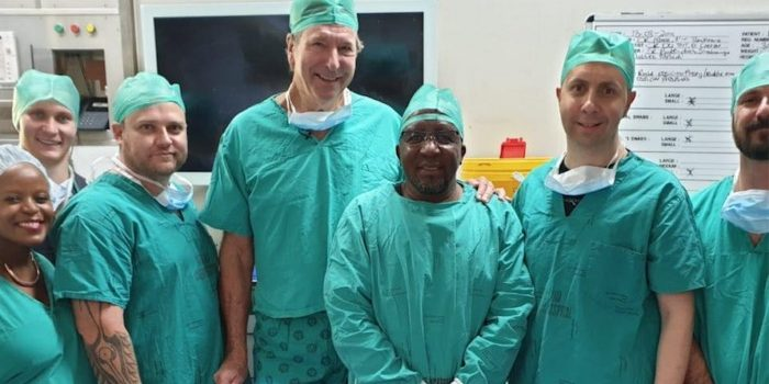 Surgeons in South Africa