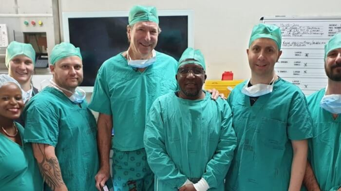 Surgeons in South Africa complete first 3D printing-based ear operation