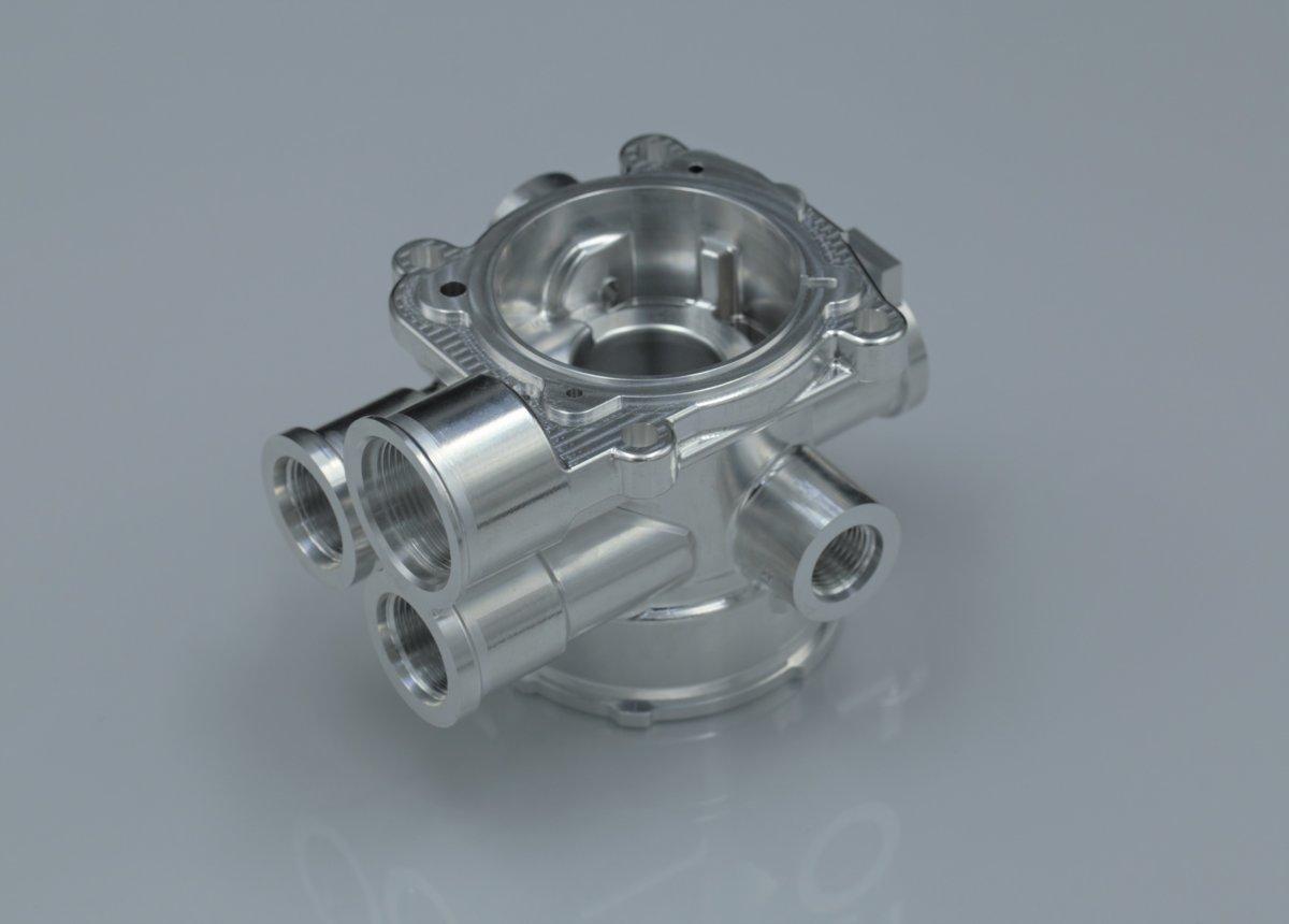 cnc metal prototype