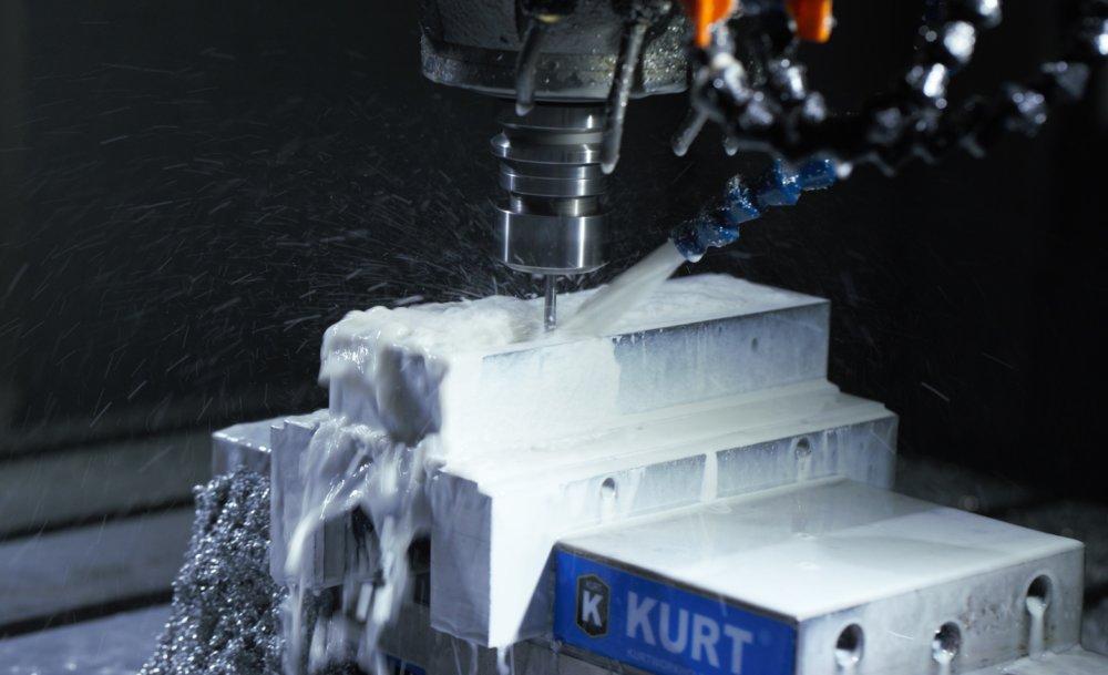 Vises workpiece for CNC Machining