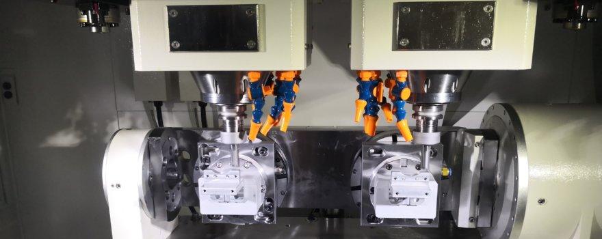 CNC Milling Services 3ERP
