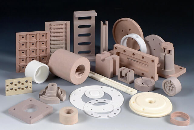 General Machining Ceramic Materials