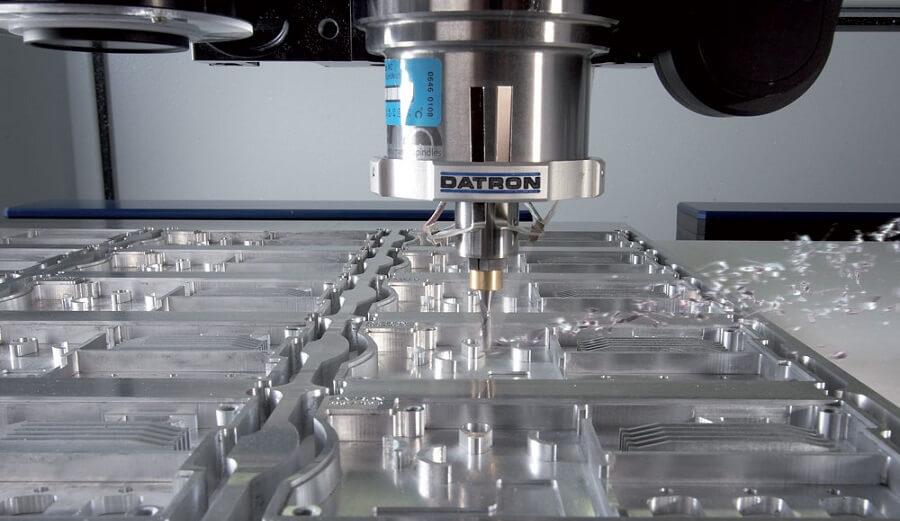 Impeccable Precision machining