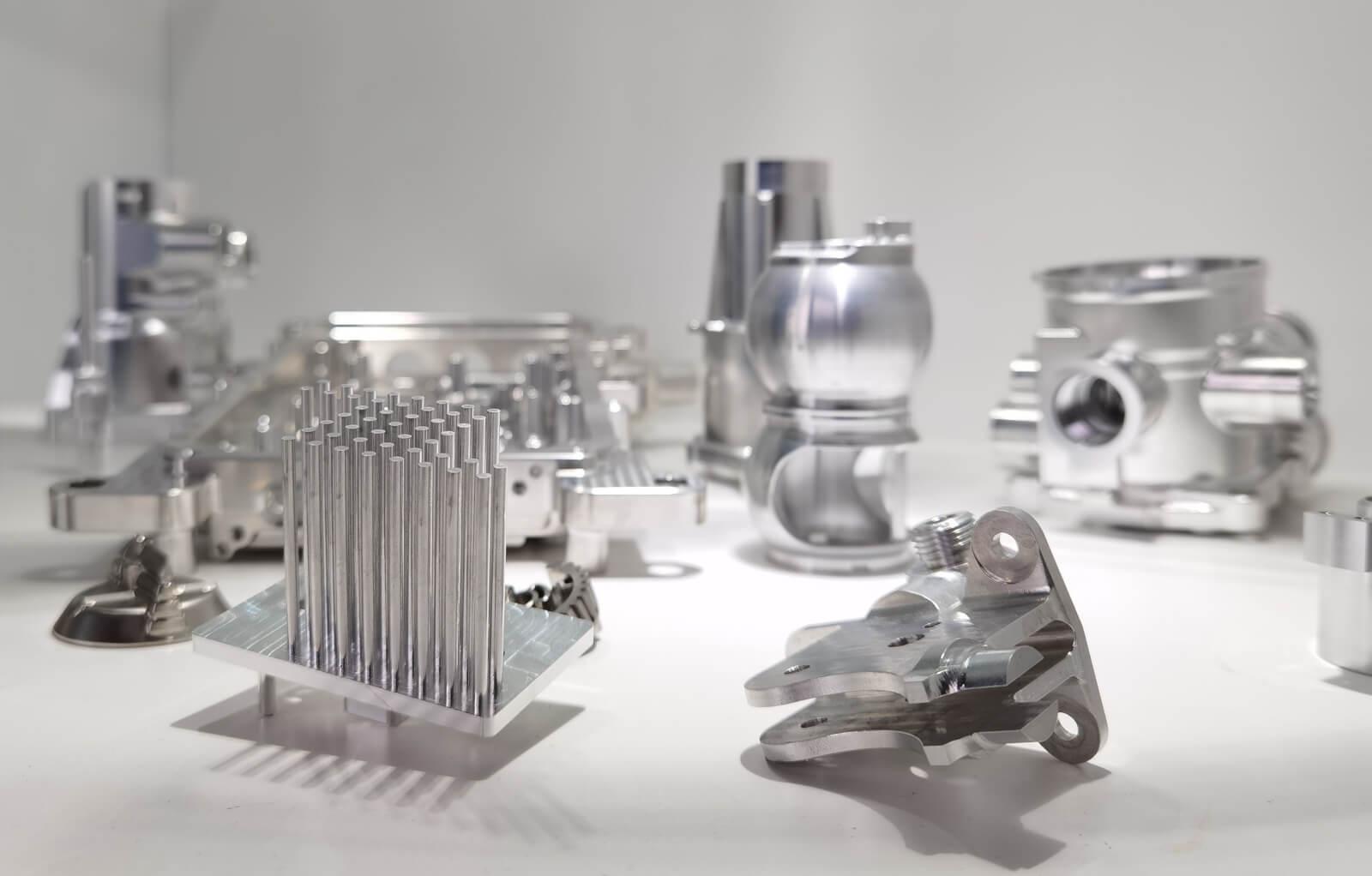 Metal Machining Prototypes