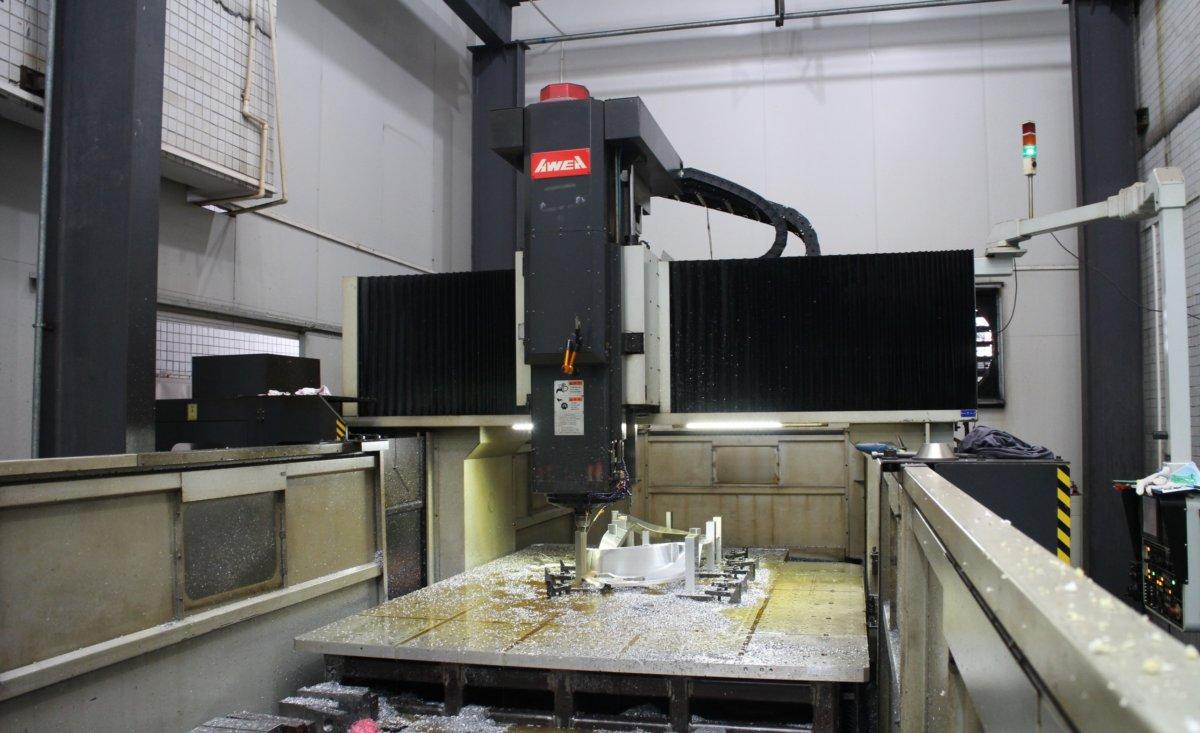 Big CNC parts image