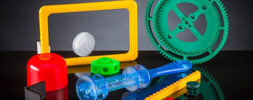 Injection molding materials 3erp