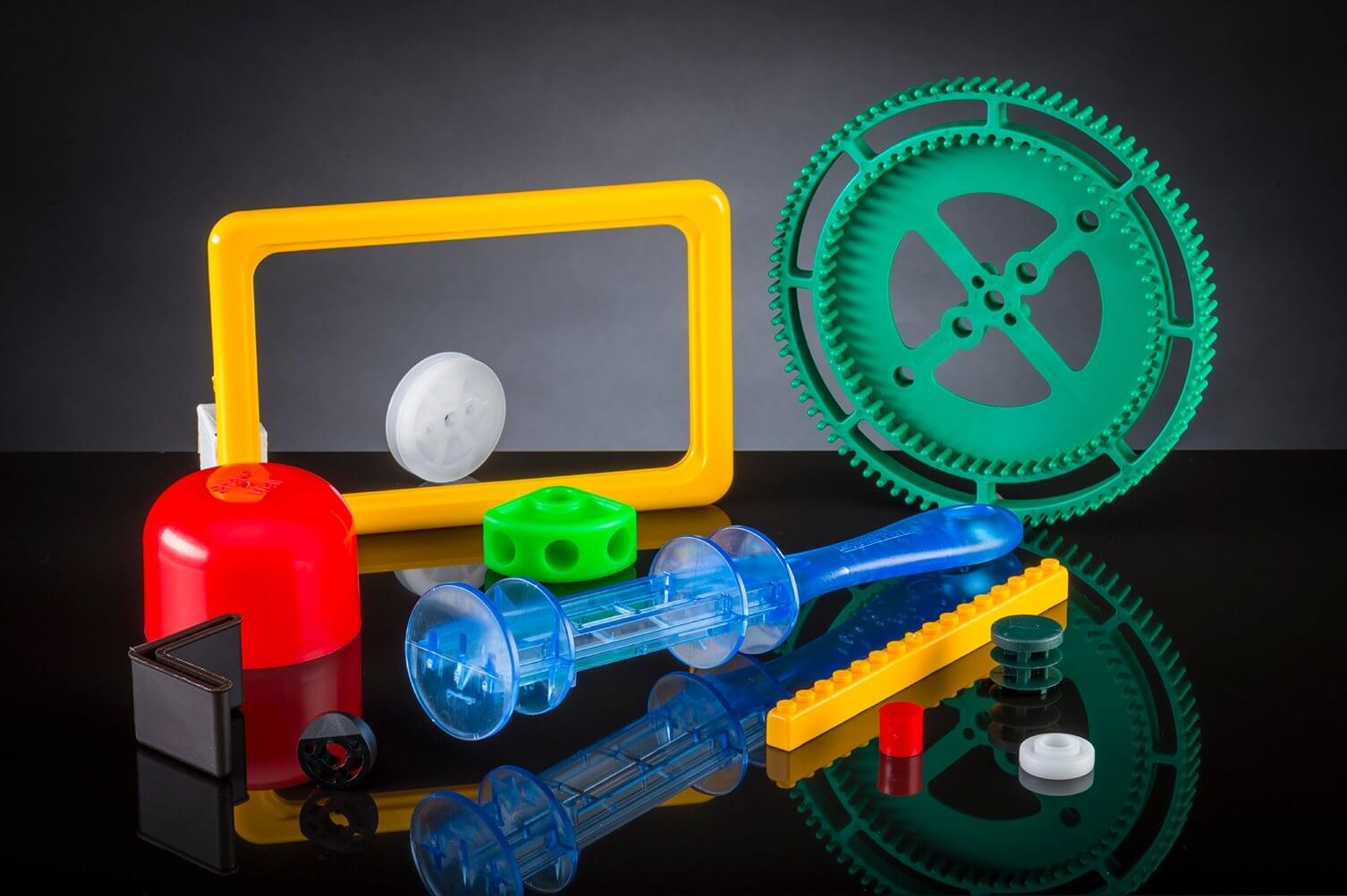 The most popular plastic injection molding materials