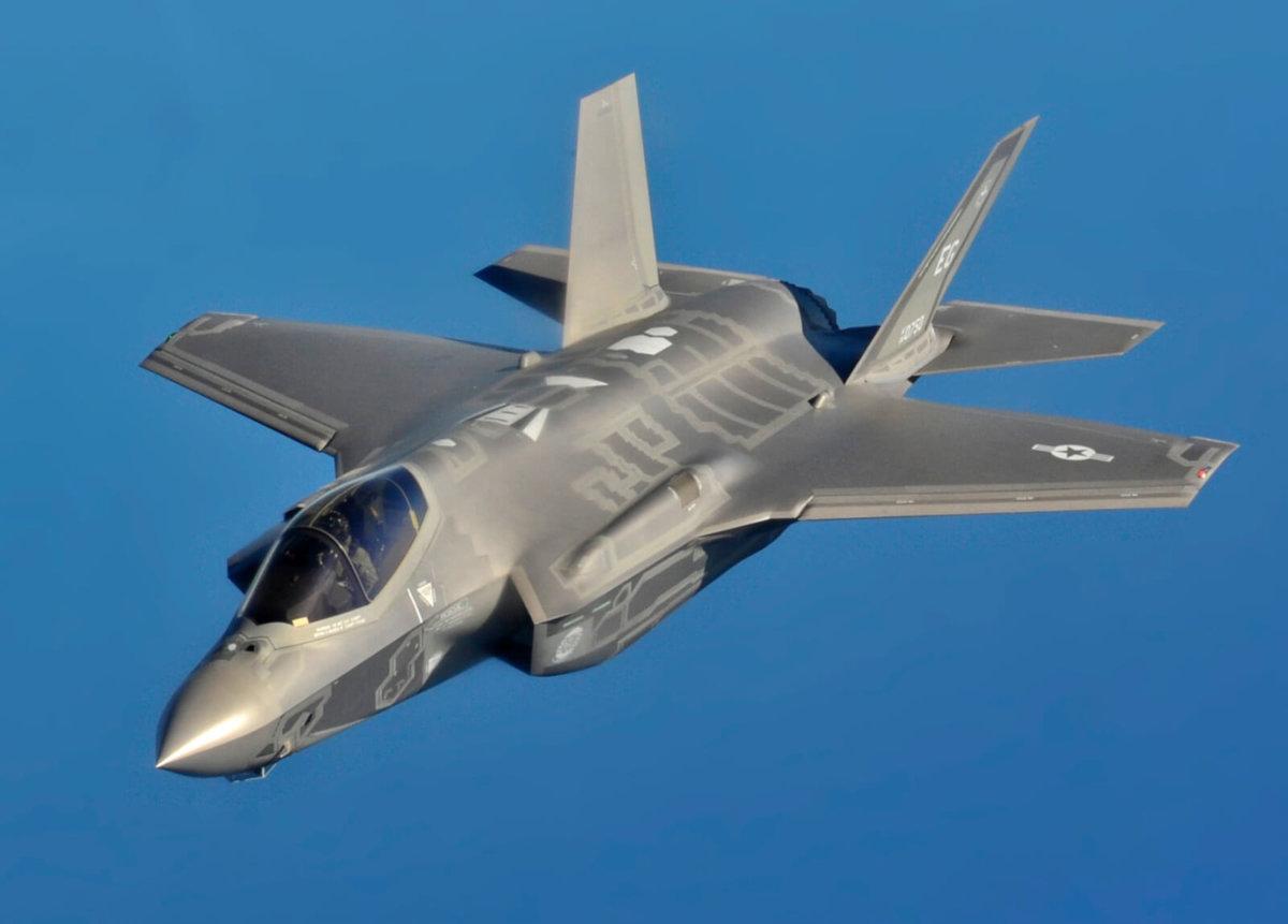 F35 Aircraft Aerospace