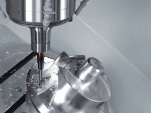 5 Axis Machining: 3ERP's top 5 reasons why you should use it