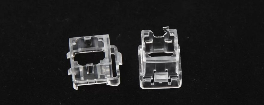fiber optics parts injection molding
