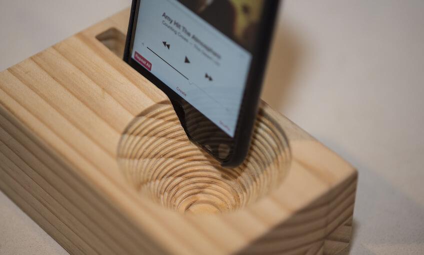 X Carve Phone Amplifier
