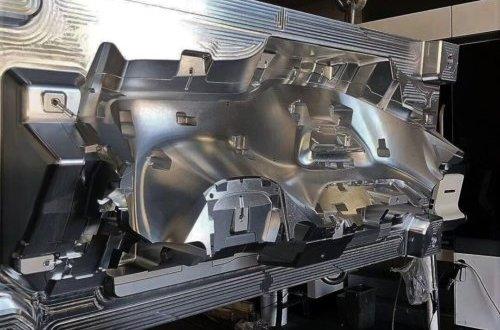 Big Car Component Mold Success Story