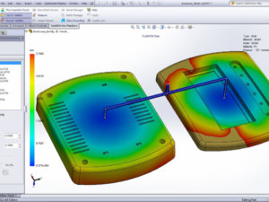 How injection molding simulation software helps you design better parts