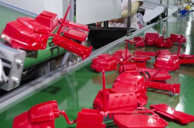 Flow Through the Details of China's Plastic Injection Molding Process featured image