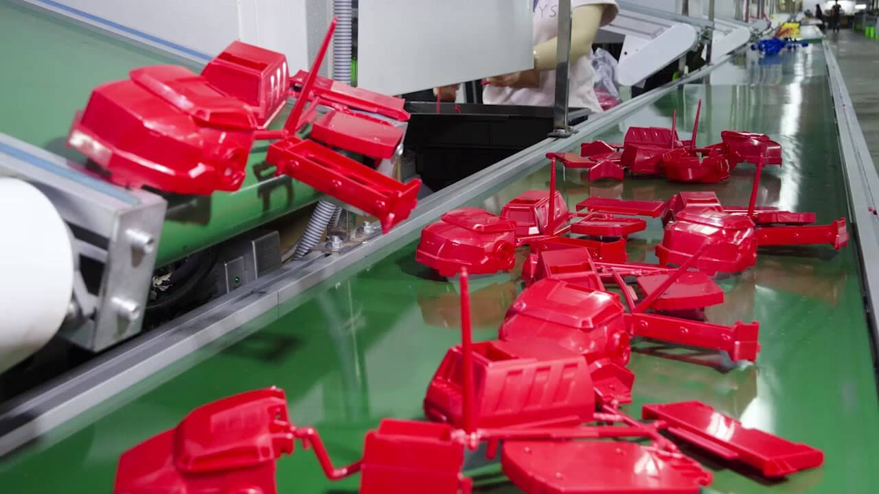 Flow Through the Details of China's Plastic Injection Molding Process