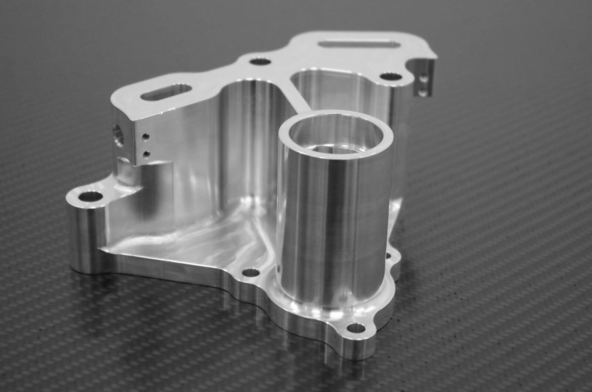 6 reasons to choose machined parts over molded